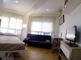 Acogedor apartamento en pleno centro de Murcia