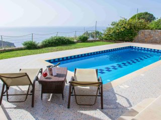 Villa Electra, Crete - Endless Blue, Wonderfull Sea View in Each Step