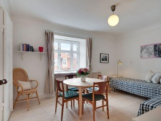 Cosy well-decorated Copenhagen apartment at Oesterbro
