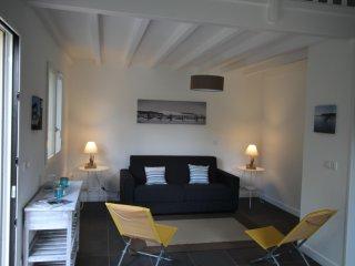 Appartement mezzanine près de la plage - Arguin