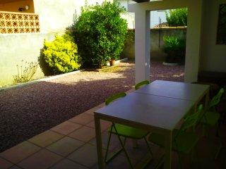 A 700m de la plage , agréable villa 6p avec jardin
