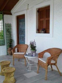 Apartment Entrance - Terrace
