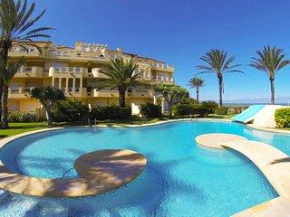 Apartamento en Primera Linea de Playa de Denia