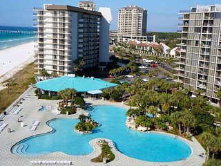 Deluxe End unit. Three Bedroom West Sunsets, wrap around balcony, 5th floor ...