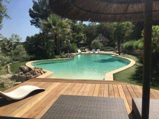 Gîte de charme en Provence - piscine chauffée - Les Lavandes-Hameau de Pignelle