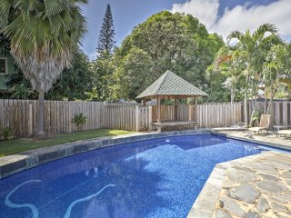 NEW! Cozy Kailua Studio w/Access to Pool & Patio!