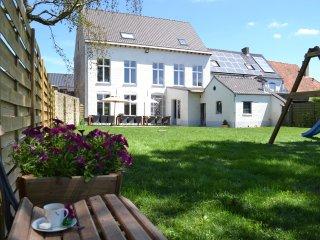 Het Oud Brouwershof - vakantiewoning 20 pers. NIEUW! Open vanaf 14 juli 2017!