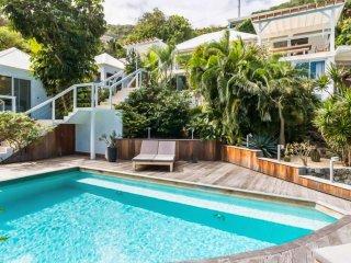 Luxurious villa w/pool & sea views