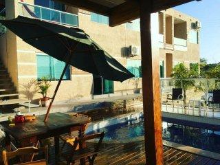 Apartamentos 4 pessoas - Praia do Rosa