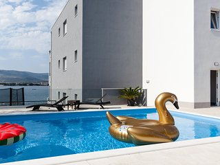 Luxury Villa Aria for 18 people, Trogir