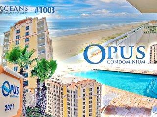 July/August $pecials - Opus Condominium - Direct Oceanfront - 3BR/3BA - #1003
