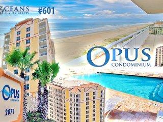 July/August $pecials - The Opus Condo - Ocean / River View - 3BR/2BA - #601