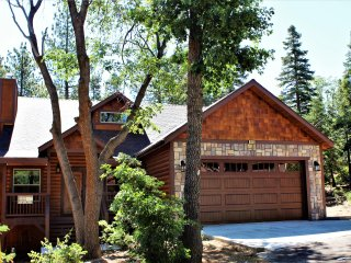 Conklin Retreat: BRAND NEW, Beautiful Home in Central Big Bear Lake for 12!