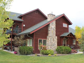 Flying M&M; is a spacious town home right on the golf course in Pagosa Springs