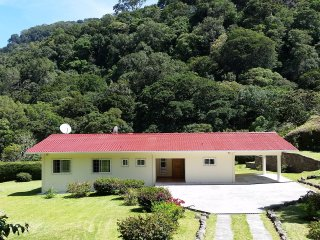 Las Plumas Holiday Home Rentals  MOTMOT - Paso Ancho, Volcan, Chiriqui Highlands