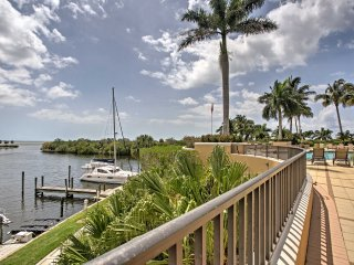 NEW! Bayfront 2BR Punta Gorda Condo w/Pool Access!