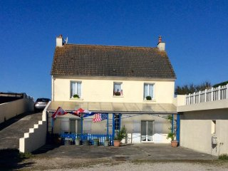 "Beautiful, peaceful Utah Beach Normandy Vacation Rental ""Home away from Home""!"