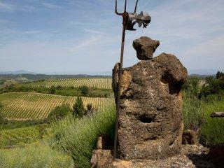 """""""un angolo di Toscana per il vostro relax """""""