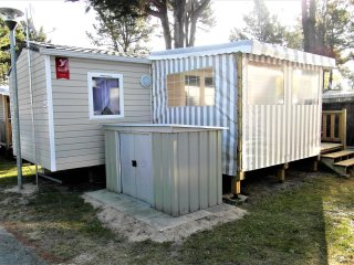 137. Mobil home 2 chambres