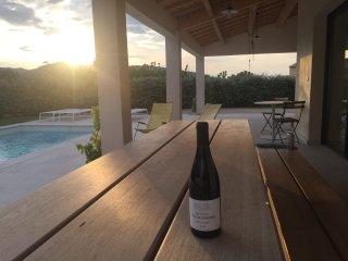 Au Cerisier : our home at the Ventoux.