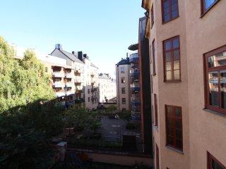 Comfy Apartment, Södermalm's Center