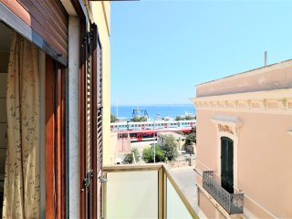 Holiday home with sea view in Gallipoli air conditioned