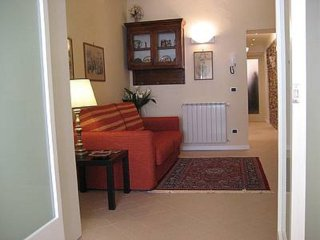 holiday apartment in Tuscany situated in the centre of Pietrasanta