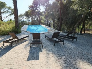 Holiday house in Puglia in the Salento in Casarano in villa with pool-CV126