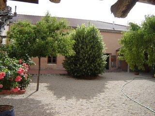 La Candela Country House. Between World Heritage Cities