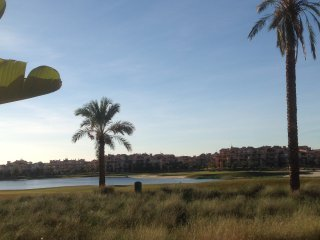 Luxury appartment on golf resort