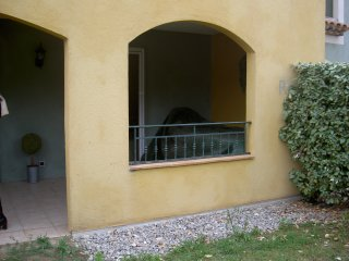 St.Tropez region appartment in Residence close to beach