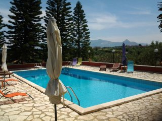 Splendida Villa Con Piscina Appartamento Principale Per Un Massimo Di 6 Persone