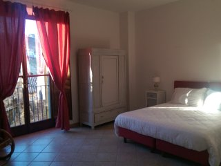 The B & B is located in the historical village of Santu LUssurgiu