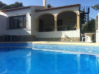 Villa en Javea costa blanca