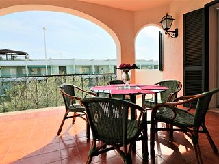 Villa in Baia Verde Gallipoli 50 meters from the beach with equipped lids