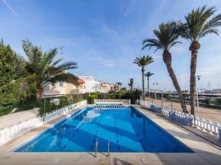 villa on the beach near Valencia