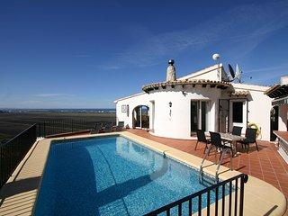 Villa avec piscine à louer à Dénia