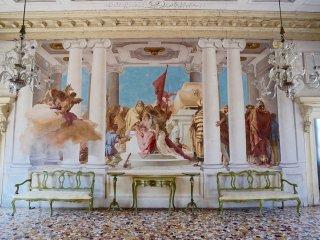 Palazzina di Villa Valmarana - Suite Achille
