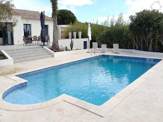 Isabel 211009 completely renovated airconditioned villa with pool in Grimaud