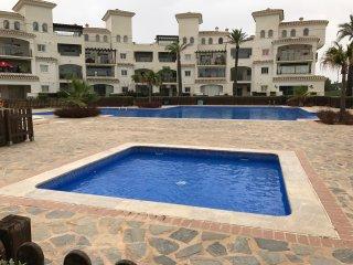 Ground Floor Apartment with Pool View. Atlantico 11.0D