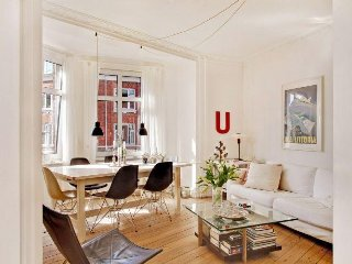Classic Copenhagen apartment at Oesterbro
