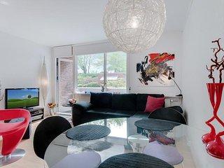 Copenhagen apartment w. balcony & access to roofterrace