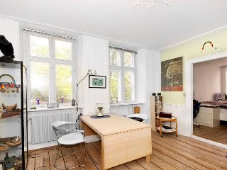 Centrally located Copenhagen apartment