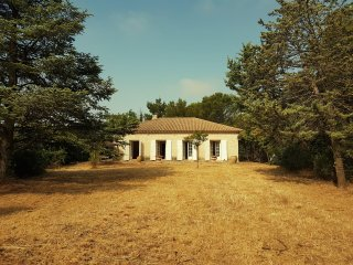 Rural house between Montpellier and Nimes