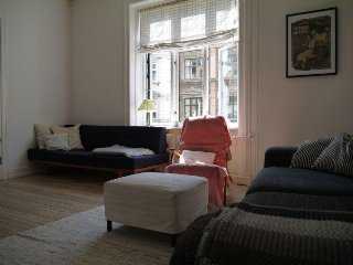 Copenhagen apartment close to Frederiksberg Garden