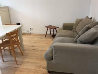 Renovated apartment with garden within cityring Amsterdam