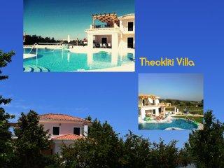 Theokliti Villa & Estate - Western Peloponnese