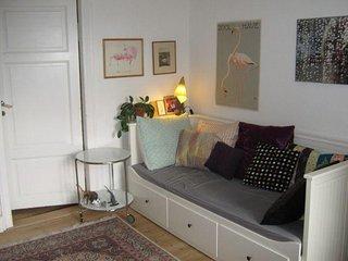 Cosy Copenhagen apartment close to Tivoli Gardens