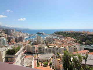 Appartement 3 chambres - Vue panoramique - Monaco