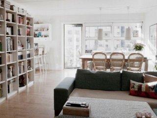 Beautifully decorated Copenhagen apartment